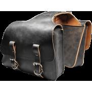 Moto saddle bag